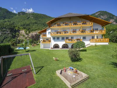 Photo for newly renovated apartments in the beautiful Adige valley just 15 minutes from Merano