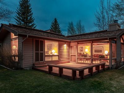 Photo for Summer rates reduced in Golf Creek! ~Grand Teton National Park