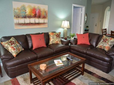 Photo for 2BR-2BA Windsor Hills Condo 2 Miles to Disney - Redecorated 1st Floor Unit