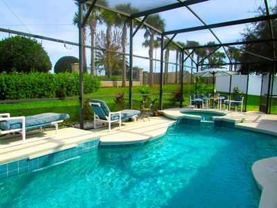 Swim all Day in your Beautiful Private Pool/Spa