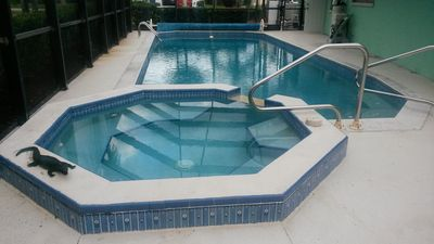 Photo for Pool, Spa and just 5 minutes from the Beach