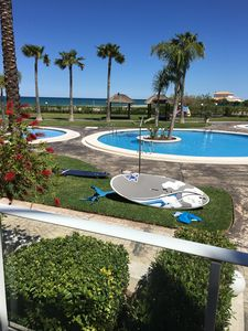 "Photo for DENIA FIRST LINE BEACH- DIRECT ACCESS TO THE SEA. ""RELAX IN A COUPLE OR IN A FAMILY"""