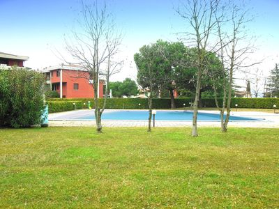 Photo for Room Apartment in Residence with swimming pool