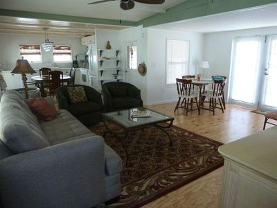 Photo for Lakeside Cottage in 55/older awaits you!!