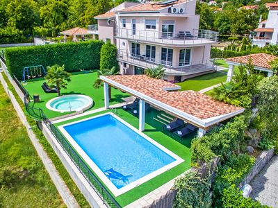 Photo for Villa Lorena, (11855), Opatija, Opatija riviera, Croatia