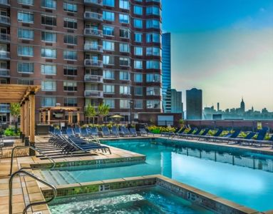 Photo for Beautiful 1BR | Stunning Views | Jersey City by GLS