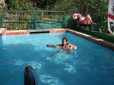 Photo for Su Foxile Chalet with BBQ and Swimming Pool offered from 21 to 24 August