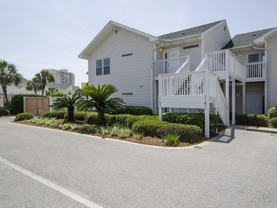 Photo for Condo #9202 is a 2 Bedroom Beach Walk close to the Beautiful Emerald Shores!