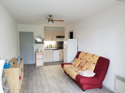 Photo for Cabourg 3P 2 bedrooms near racecourse