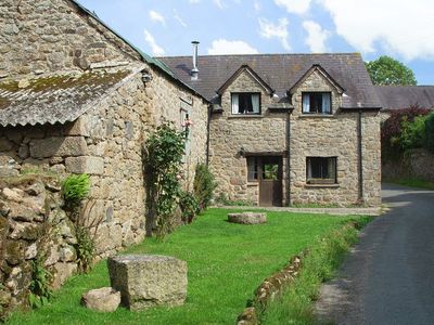 Photo for THE COTTAGE, pet friendly, with open fire in Chagford, Ref 975732