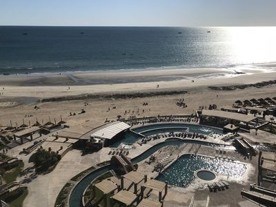 Photo for Las Palomas, $ Star Resort,Beautiful Beach Front Resort 2 Bedroom+bonus BunkBeds