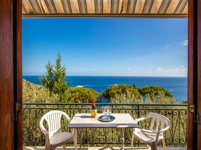 Photo for Casa Baia di Nerano enchanting Sea Views