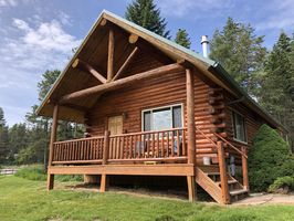 Photo for 1BR Cabin Vacation Rental in Whitefish, Montana