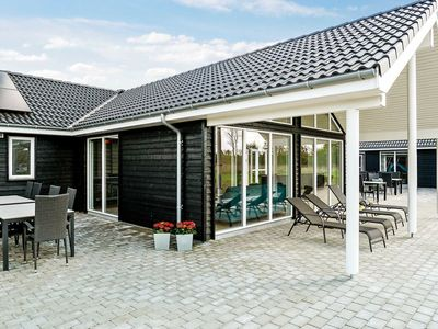 Photo for Luxurious holiday home in Jutland with swimming pool