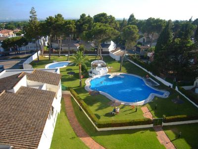 Photo for Beautiful View Apartments With Communal Pool