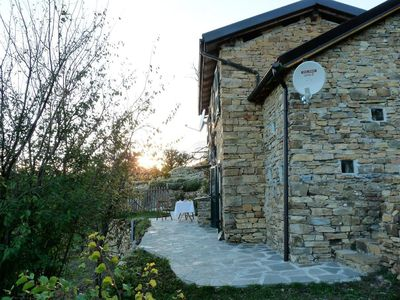 Photo for Holiday house Ciabaudo for 4 - 5 persons with 2 bedrooms - Farmhouse