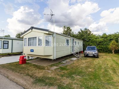 Photo for Diamond caravan for hire at Oaklands holiday park ref 39041