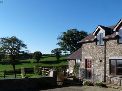 Photo for A sympathetically converted and tastefully furnished former farm outbuilding, the well-equipped Beud