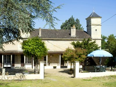 Photo for 4BR Country House / Chateau Vacation Rental in Beaumontois En Périgord, Nouvelle-Aquitaine