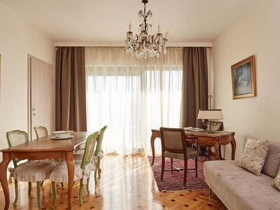 Photo for Apartment 329 m from the center of Athens with Internet, Lift (723051)