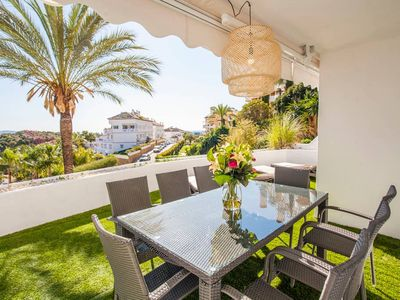 Photo for Relaxed 3 Brdm Apartment With Big Sunny Terrace ✪