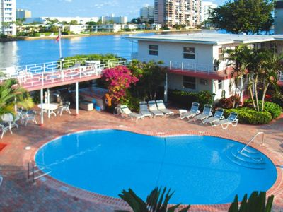 Photo for Holiday resort Holiday Isle Yacht Club, Fort Lauderdale  in Florida Ostküste - 4 persons, 1 bedroom