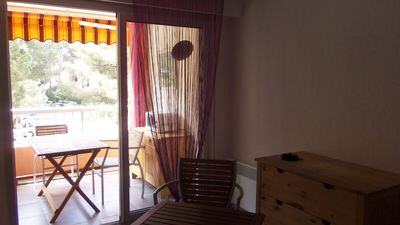 Photo for At 200m from the beach, superb large studio 31m2