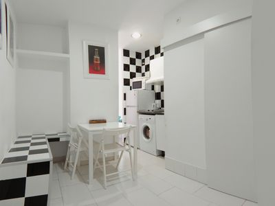 Photo for Wonderful 25m2 New Furnished First Floor Studio