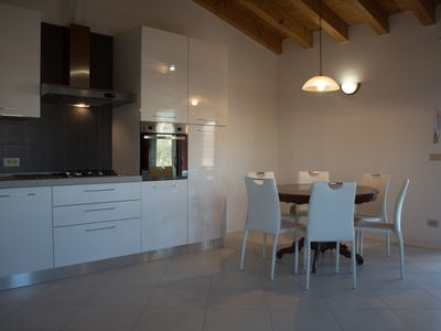 Photo for Cozy house near Venice, with private parking, garden and independent entrance