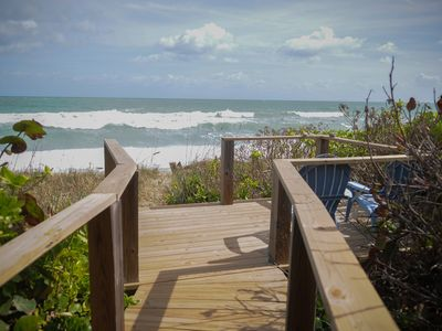 Photo for **Oceanfront Beach Home**