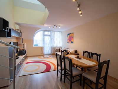 Photo for Sunny, Comfy, Spacious Maisonette close to Varna Downtown