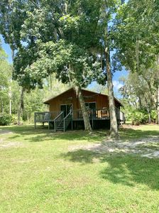 Photo for New Listing, Hawthorne, Lakefront on private, Spring Fed Lake, Pets Welcome