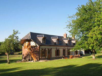 Photo for Typical normandy's house for 8 - 12 persons or 14 - 20 persons
