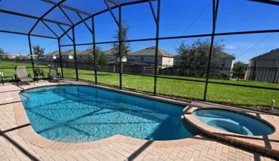 Photo for Archfield 26 - 5 bedroom private pool home in Windsor Hills resort, Kissimmee
