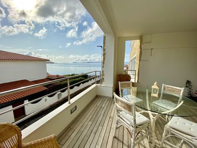 Photo for Modern apartment with great sea views and climate near the beach
