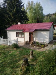 Photo for Modern furnished holiday home Beerberg in the beautiful Thuringian Forest on Rennsteig