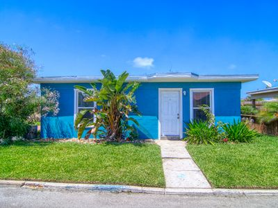 Photo for Mermaid Mansion at Spanish Village, 1 bedrm cottage in the heart of Port Aransas