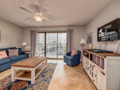 Photo for Seaside Beach & Racquet Club #2304 - Cozy Condo in the Heart of Town!