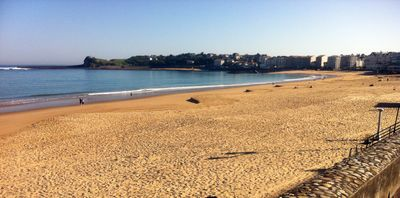 Photo for St Jean De Luz, Rare & Beautiful Sunny Beach Front Apartment