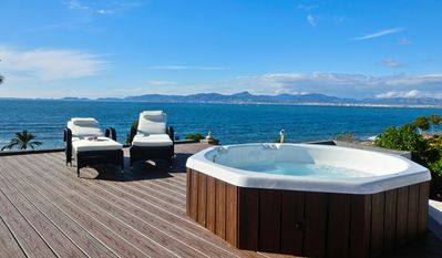 Photo for Casa Pura with Sea View - Luxurious holiday home with whirlpool and free Wi-Fi