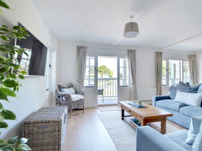 Photo for Apartment Harbour View in Barnstaple and Braunton - 4 persons, 2 bedrooms