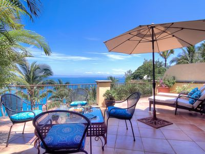 Photo for 5 br Gorgeous Villa , spectacular views to the ocean ,