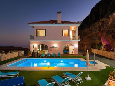 Photo for 3 bedroom Villa, sleeps 6 in Los Palmitos with Pool, Air Con and WiFi