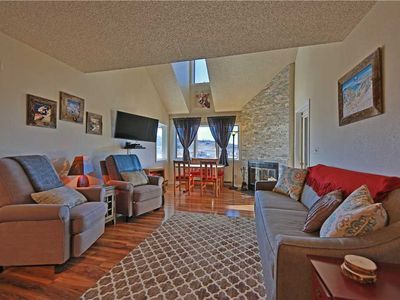 Photo for Dazzling newly renovated Granby Ranch ski condo with loft that sleeps two