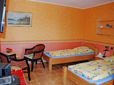 Photo for Double rooms 1 - Deb 004 Gasthaus Crampas