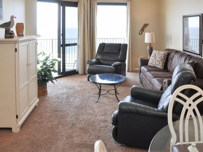 Photo for 14th Floor 2 Bedroom ~ GREAT VIEW on the BEACH! Phoenix VI