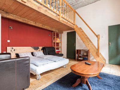 Photo for 1 bedroom apartment in the center