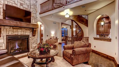 Photo for Estate at Baldy Ridge: Hot Tub, Private Shuttle, Pool Table, Theater
