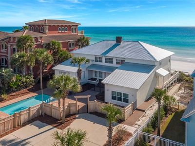 Photo for Blessings - Luxury Beachfront Home, Private Heated Pool, Amazing Gulf Views!