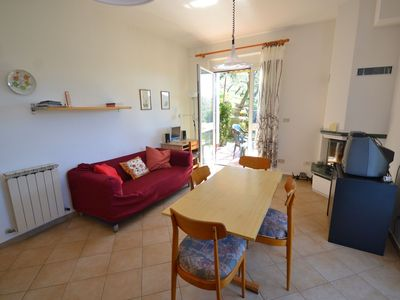 Photo for Holiday Home in Manoglia with Fireplace, Garden, Heating